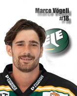 Marco Vögeli #18